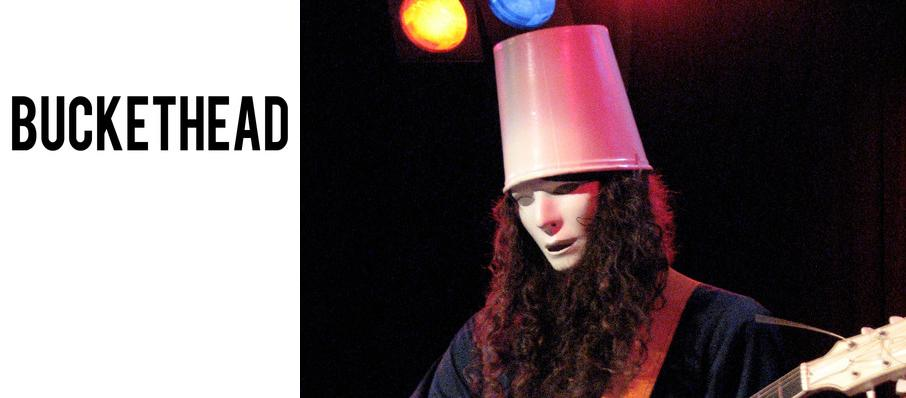 Buckethead at Clyde Theatre