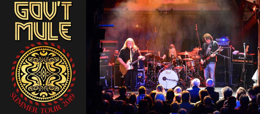 Govt Mule at Clyde Theatre