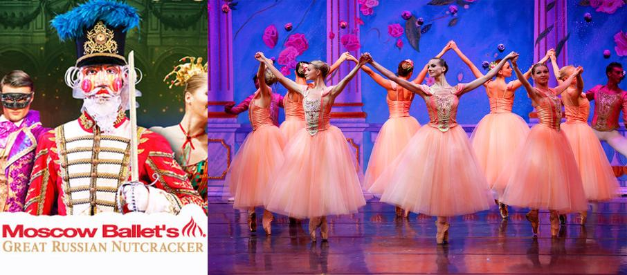 Moscow Ballet's Great Russian Nutcracker at Embassy Theatre