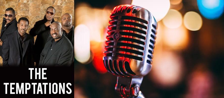 The Temptations at Clyde Theatre