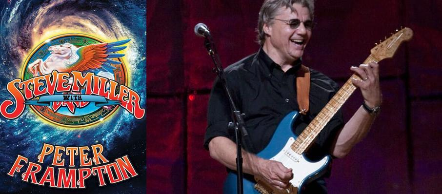 Steve Miller Band at Foellinger Theatre
