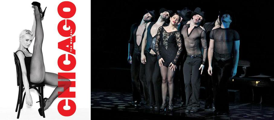 Chicago - The Musical at Embassy Theatre