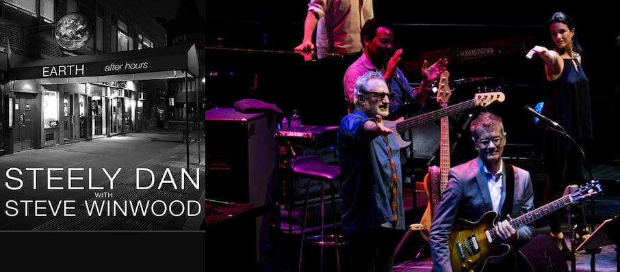 Steely Dan at Embassy Theatre