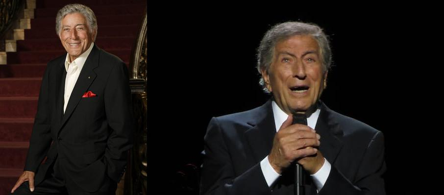 Tony Bennett at Embassy Theatre