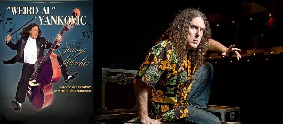 Weird Al Yankovic at Foellinger Theatre