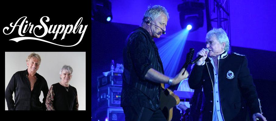 Air Supply at Foellinger Theatre