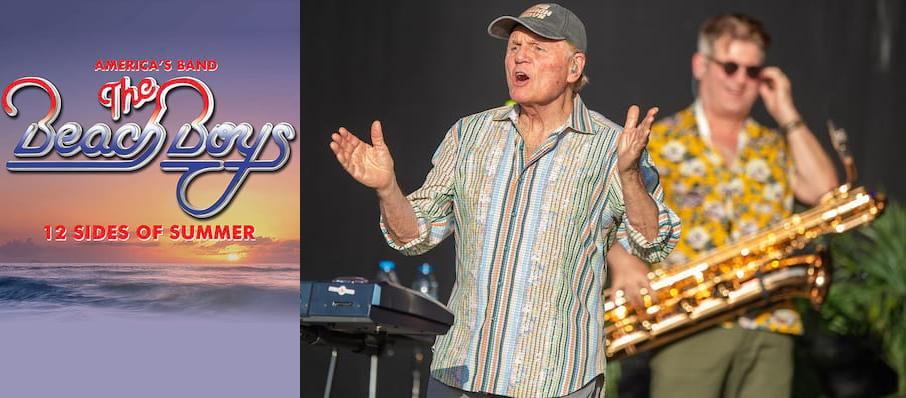 Beach Boys at Foellinger Theatre