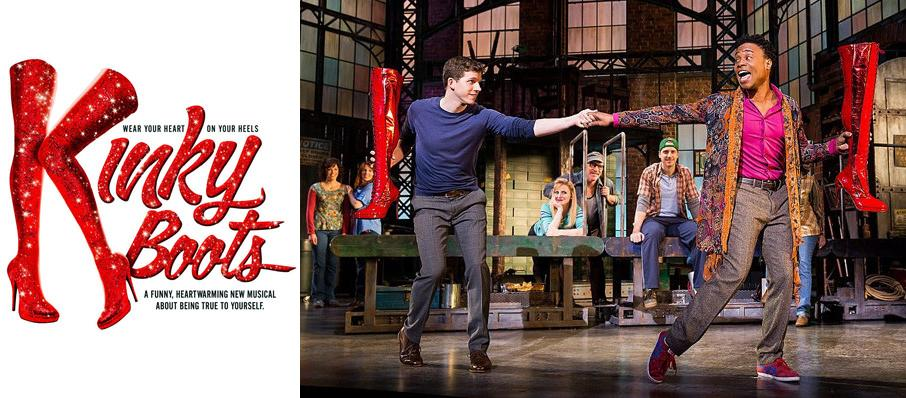 Kinky Boots at Embassy Theatre