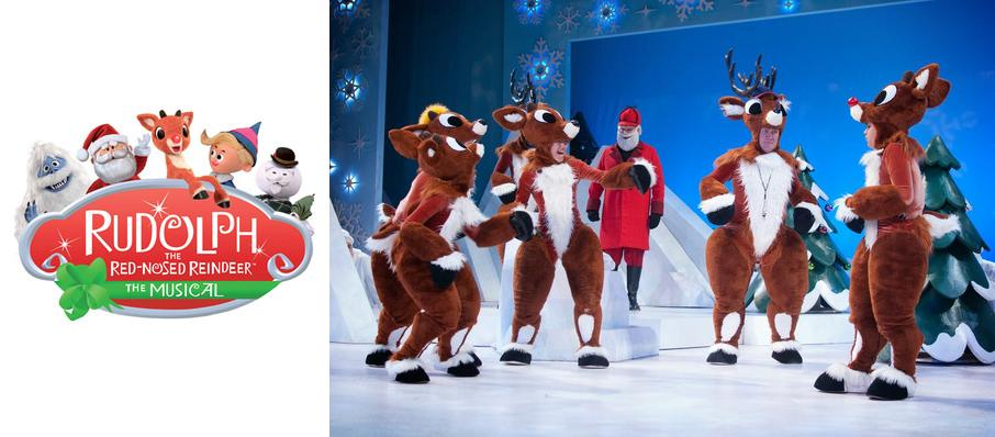 Rudolph the Red-Nosed Reindeer at Embassy Theatre
