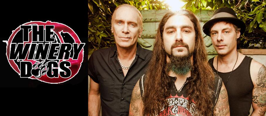 The Winery Dogs at Piere's