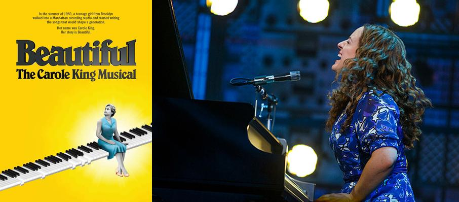 Beautiful: The Carole King Musical at Embassy Theatre