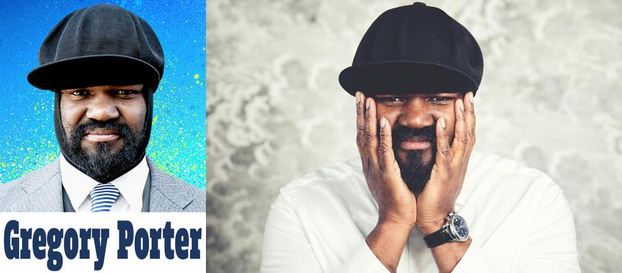 Gregory Porter at Clyde Theatre