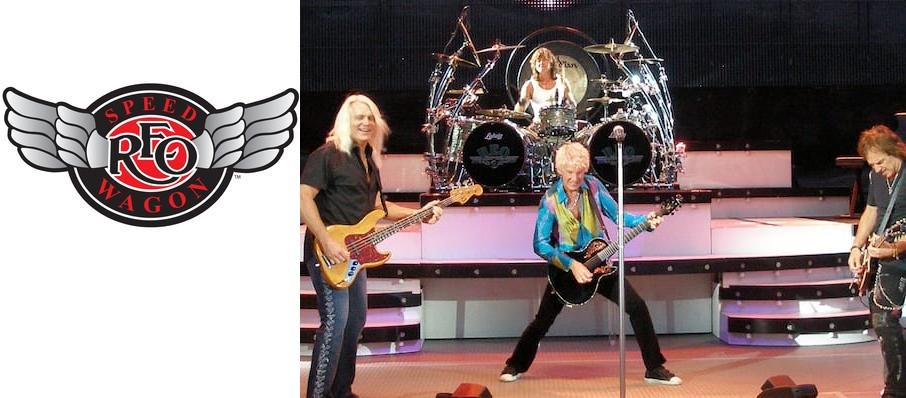 REO Speedwagon at Foellinger Theatre