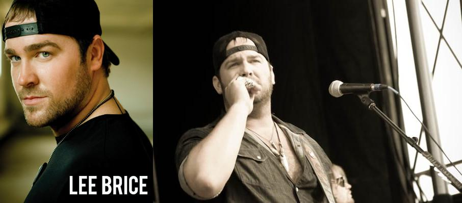Lee Brice at Clyde Theatre