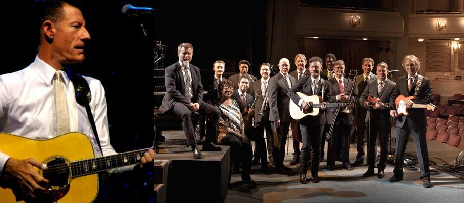 Lyle Lovett & His Large Band at Clyde Theatre