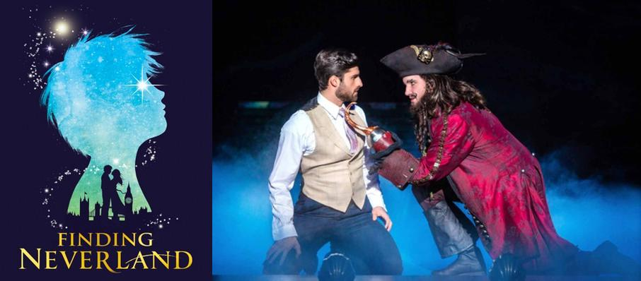 Finding Neverland at Embassy Theatre