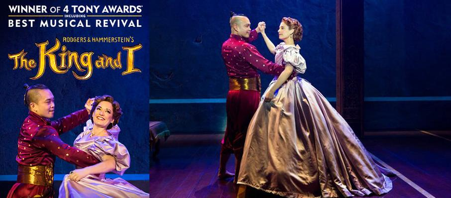 Rodgers & Hammerstein's The King and I at Embassy Theatre