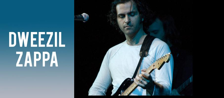 Dweezil Zappa at Clyde Theatre