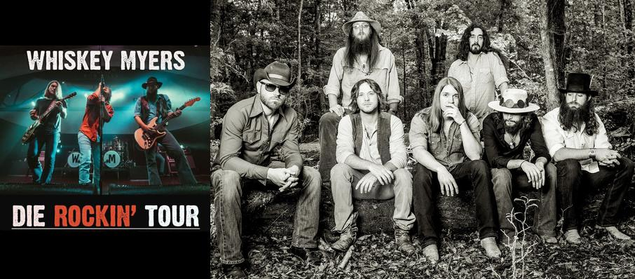 Whiskey Myers at Rusty Spur