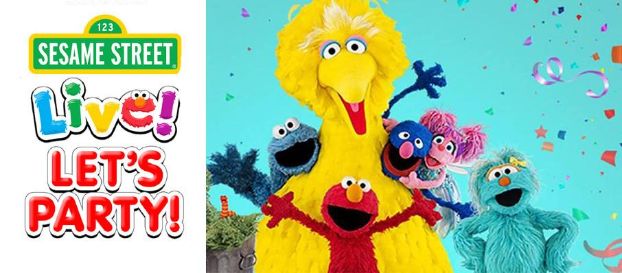 Sesame Street Live: Let's Party at Allen County War Memorial Coliseum Expo