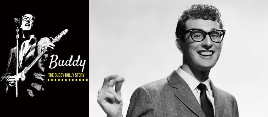 The Buddy Holly Story at Embassy Theatre