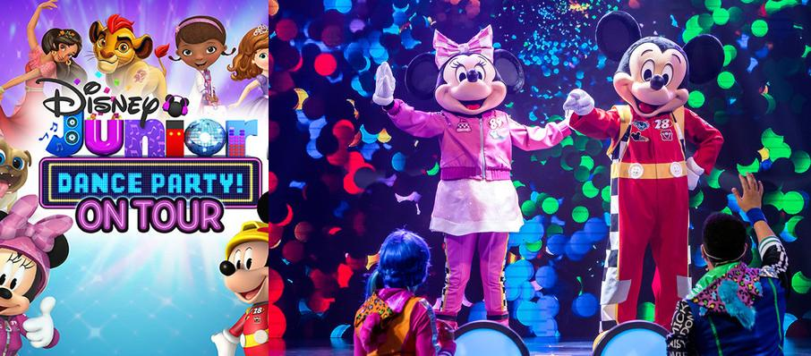 Disney Junior Live: Dance Party at Embassy Theatre