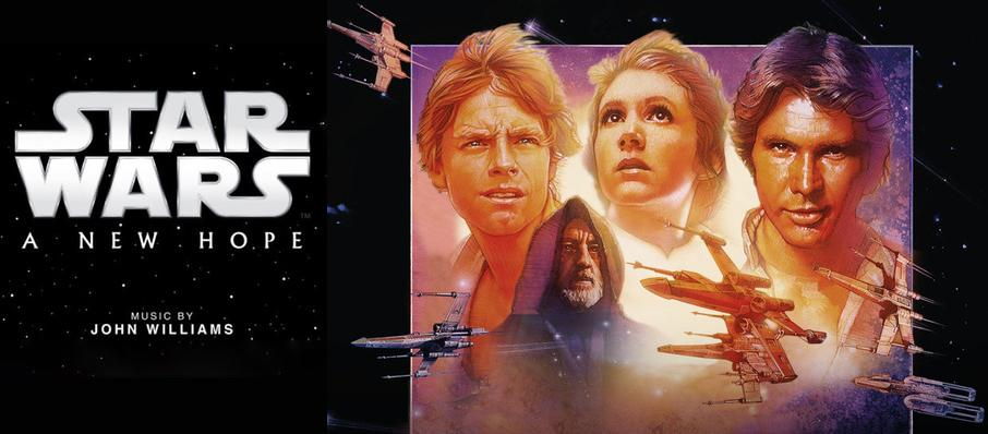 Star Wars: A New Hope In Concert at Embassy Theatre