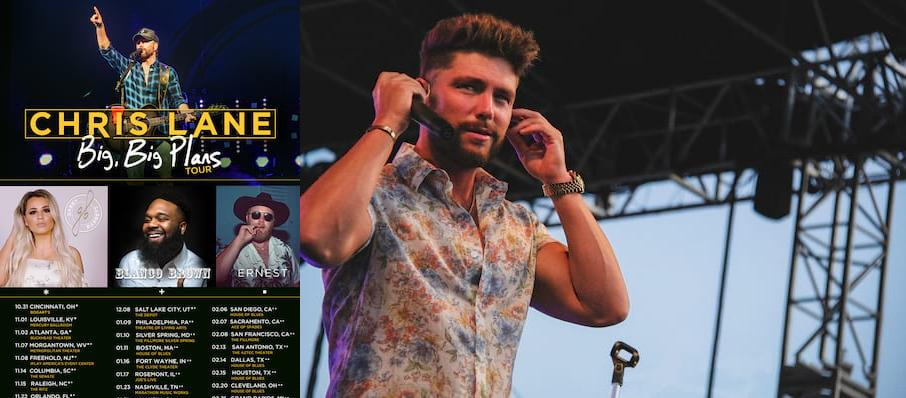 Chris Lane at Clyde Theatre