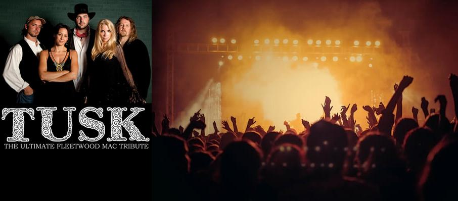 Tusk - Tribute Band at Clyde Theatre
