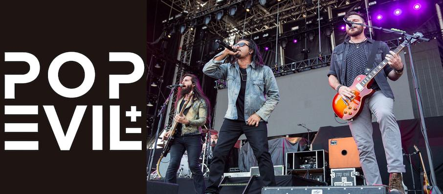 Pop Evil at Headwaters Park