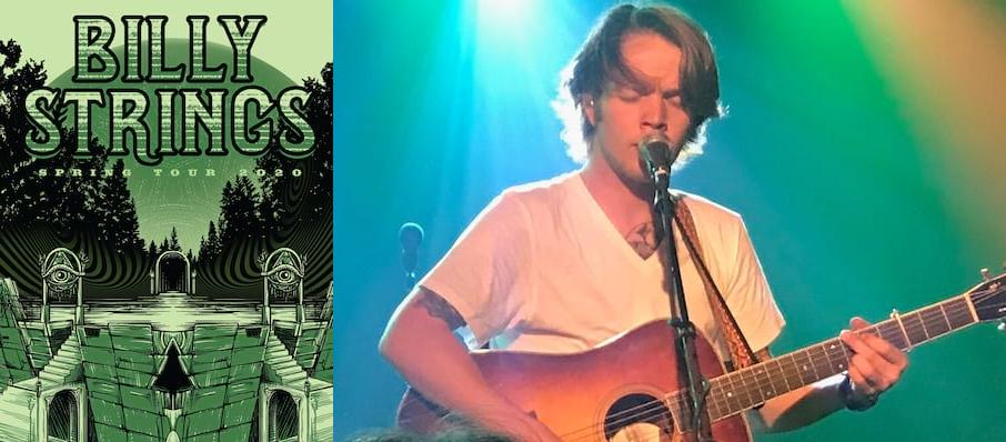 Billy Strings at Clyde Theatre