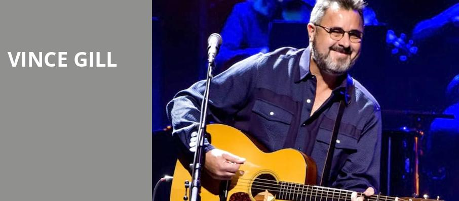 Vince Gill, Foellinger Theatre, Fort Wayne