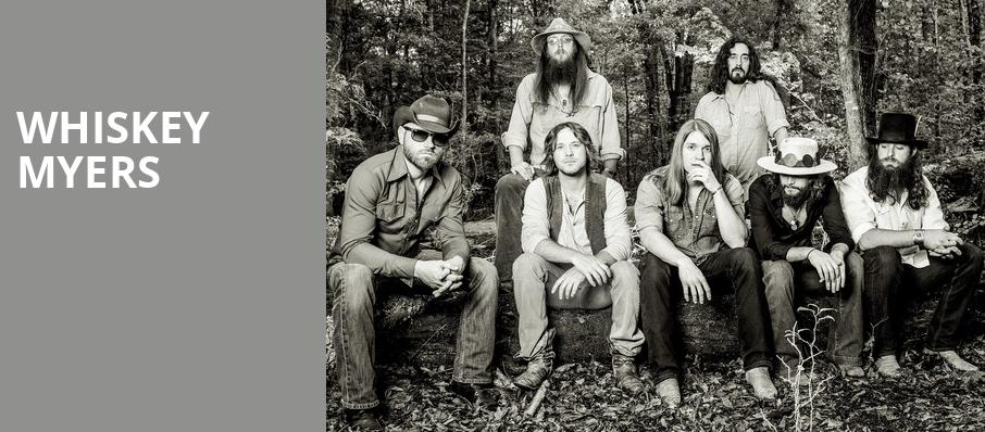Whiskey Myers, Rusty Spur , Fort Wayne
