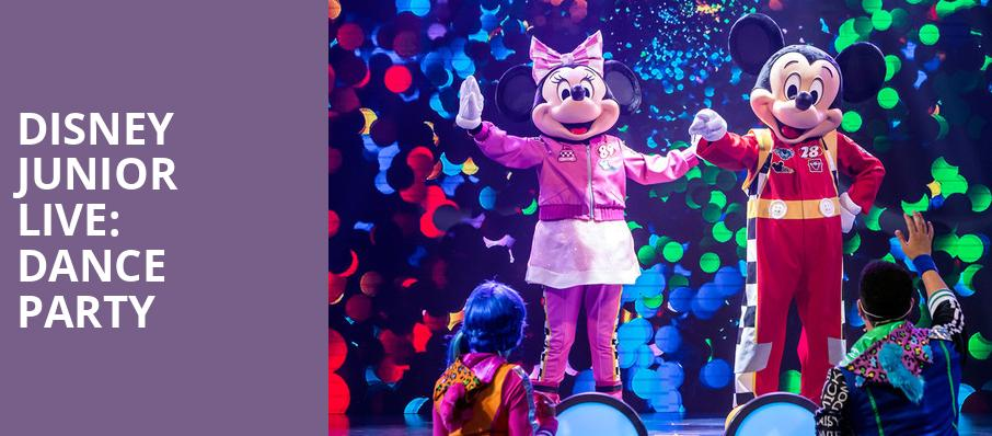 Disney Junior Live Dance Party, Embassy Theatre, Fort Wayne