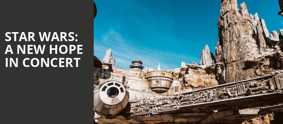 Star Wars A New Hope In Concert, Embassy Theatre, Fort Wayne
