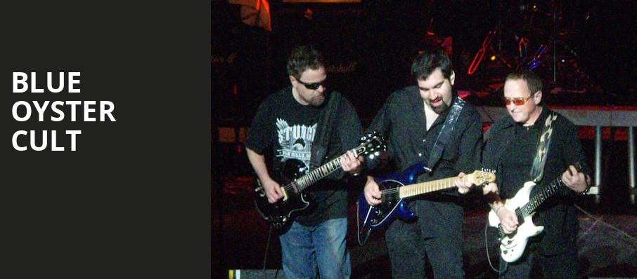 Blue Oyster Cult, Clyde Theatre, Fort Wayne