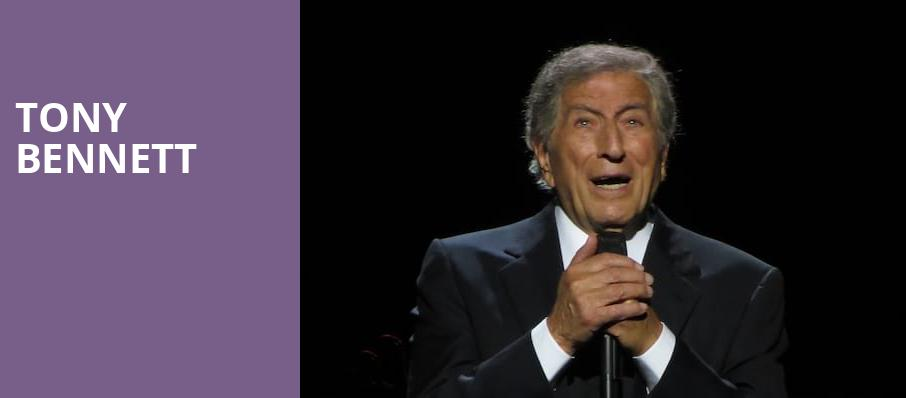 Tony Bennett, Embassy Theatre, Fort Wayne