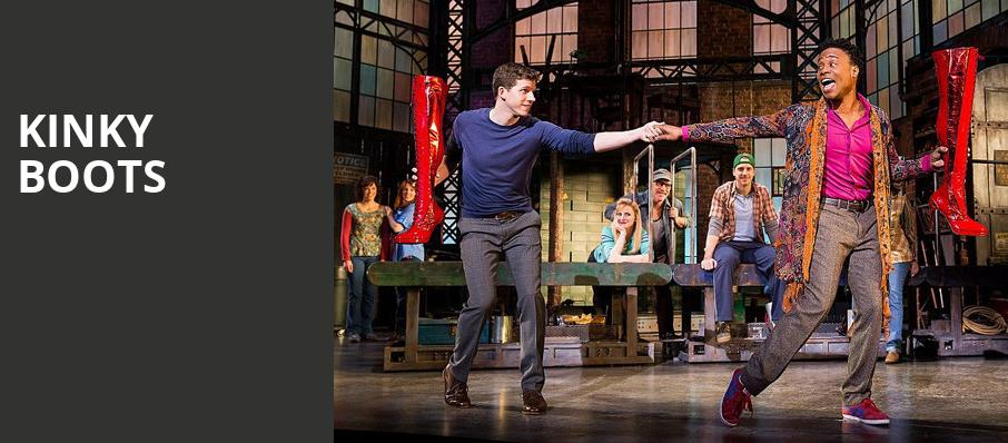 Kinky Boots, Embassy Theatre, Fort Wayne