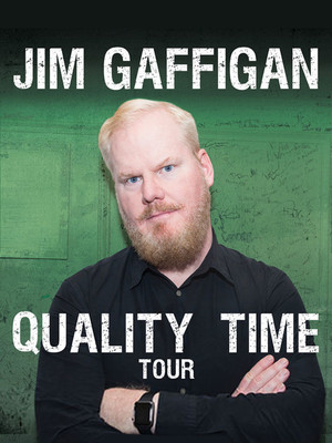 Jim Gaffigan, Allen County War Memorial Coliseum, Fort Wayne
