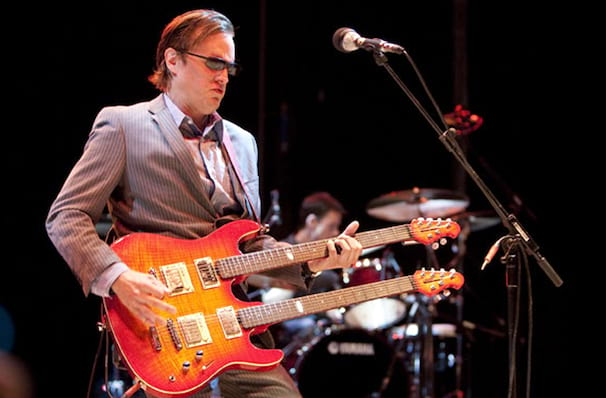 Joe Bonamassa, Embassy Theatre, Fort Wayne