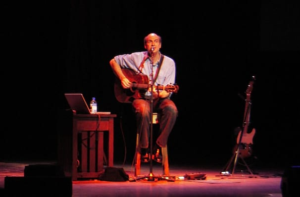 James Taylor, Allen County War Memorial Coliseum, Fort Wayne