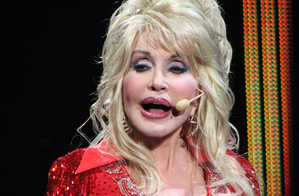 Dolly Parton, Allen County War Memorial Coliseum, Fort Wayne